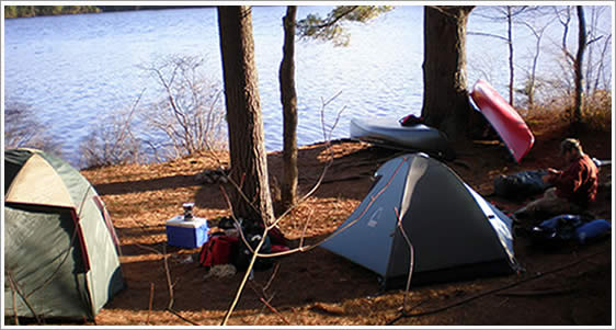 Canoeing Canoe Camping And Outdoor Trip Website