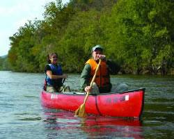 Canoe Camping the Delaware River – Delaware Water Gap