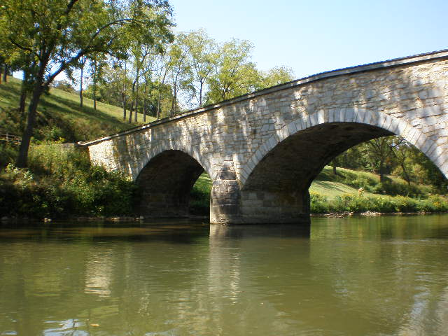 Burnside's Bridge