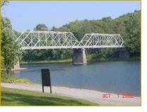 Dingmans Ferry Bridge