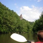Canoeing Frankstown Branch Juniata River