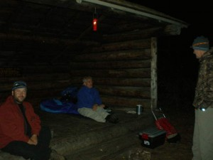 Adirondack Lean-to Shelter